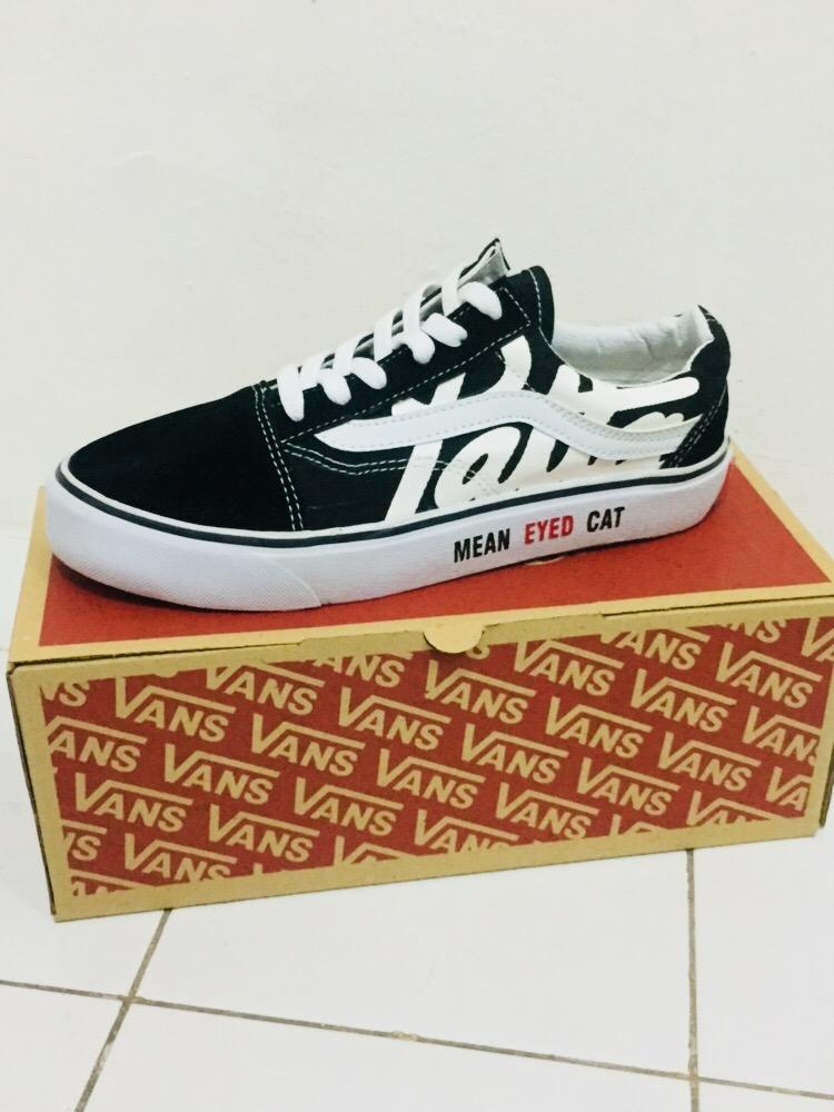 Sepatu Sneakers Vans Oldskool Patta Premium ed57d1abf3