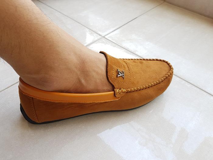 Sepatu Slip On Pria Lv Import Sp263