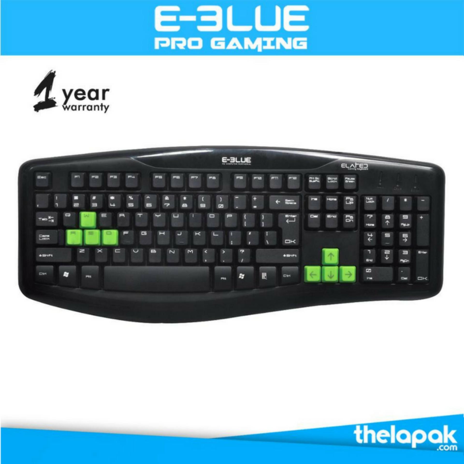 Fantech K10 Hunter Backlight Pro Gaming Keyboard Usb Hitam Update B3 Daftar Source E Blue Elated
