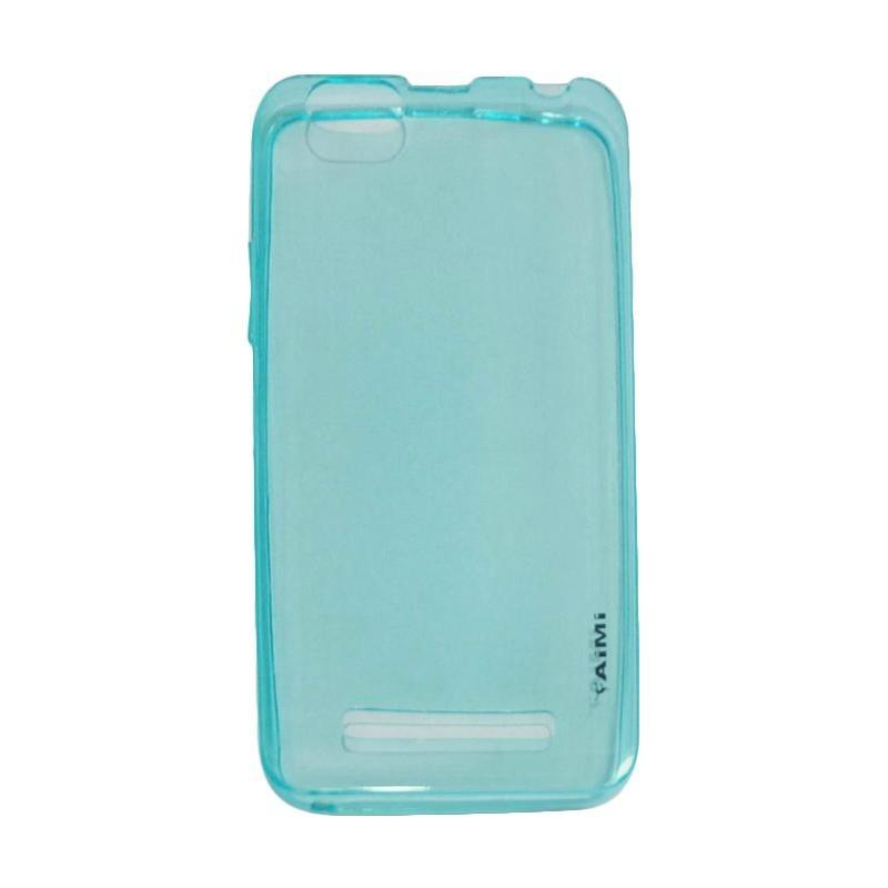 AIMI Ultrathin Case (Anti Jamur) Lenovo Vibe C A2020 Jelly case Air Case 0.3
