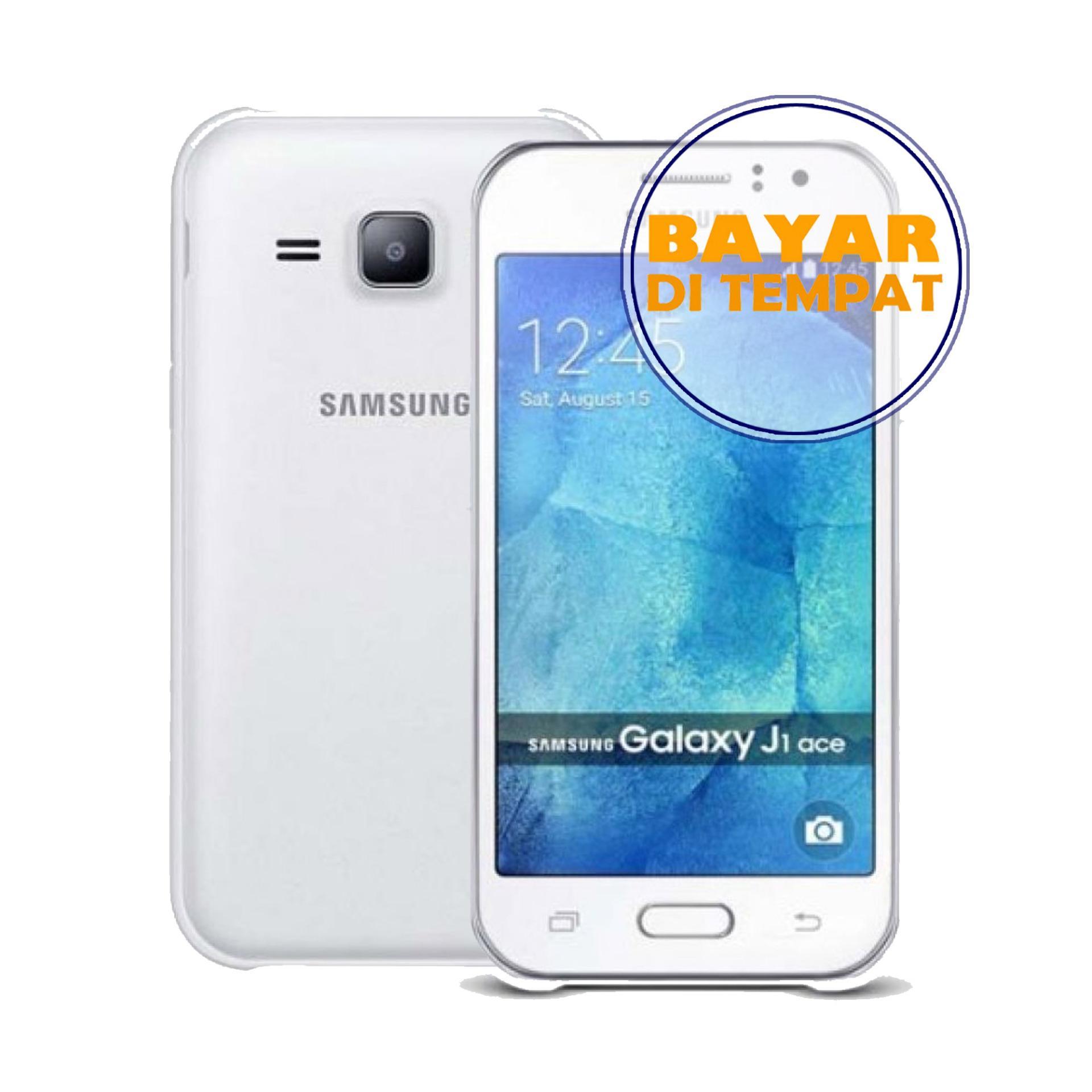 Samsung Galaxy J1 Ace 2016 Sm J111f 8gb Putih Bonus Accesoris V2 J106