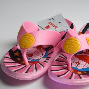 Sandal Jepit Anak Unisex Yumeida Kids - F083 - Pink