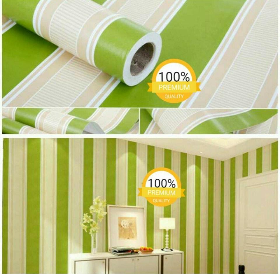 wallpaper stiker dinding premium higth quality desain motif and