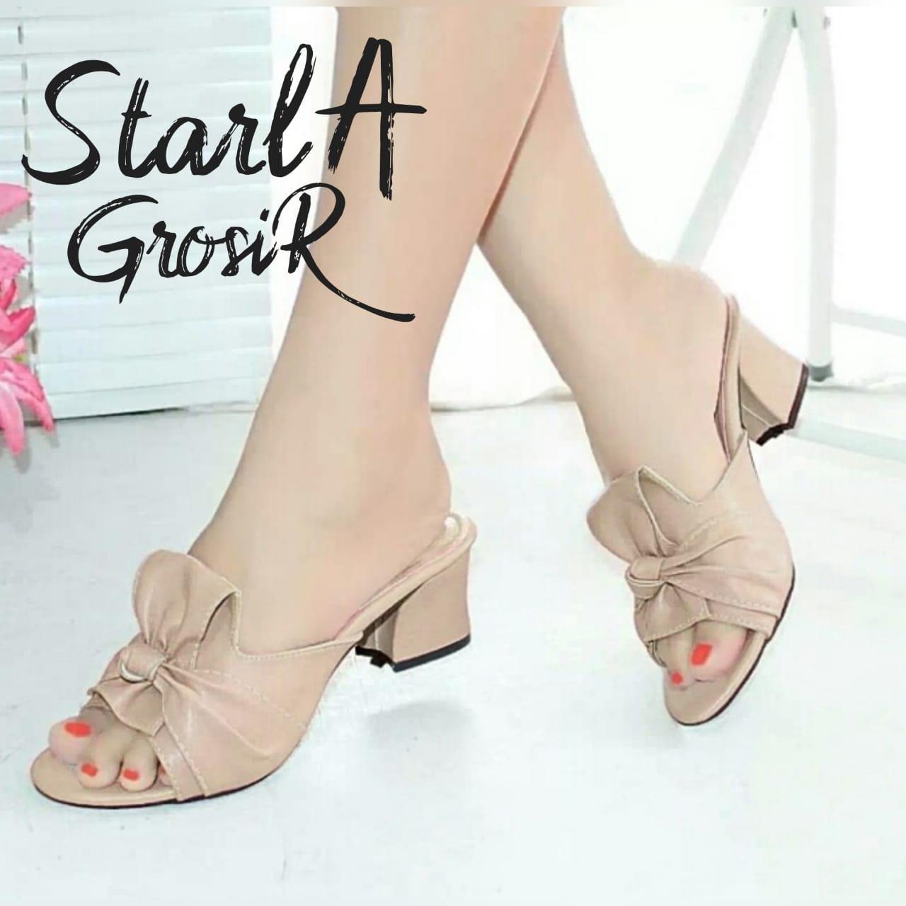 Sepatu Wanita Grosir Terbaru. Source · Starla - ZR.014 Chunky .