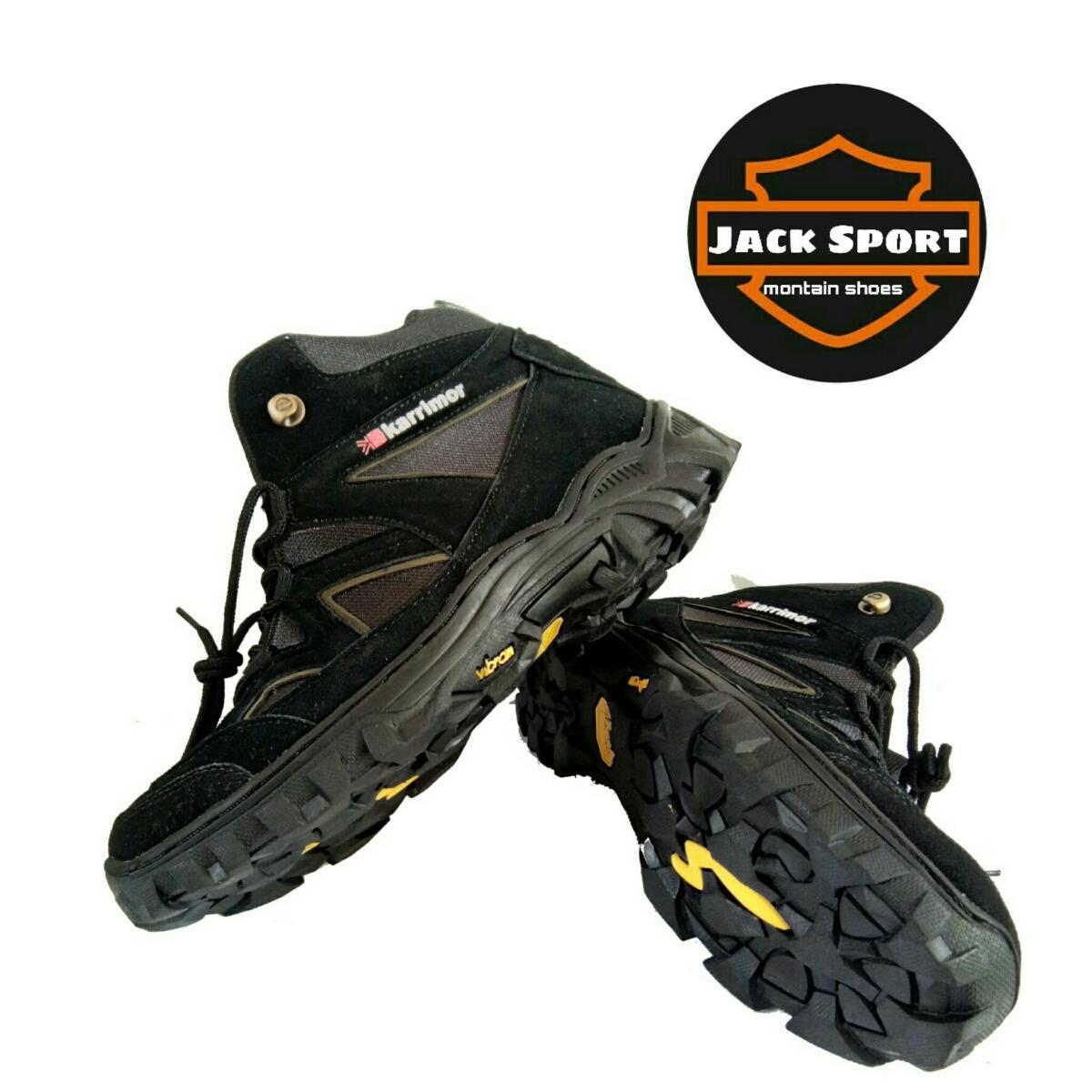 Sepatu Gunung Pria - Sepatu Karrimor Low Tracking - Sepatu Outdoor - Sepatu  Hiking Boots Waterproof 83d4957524
