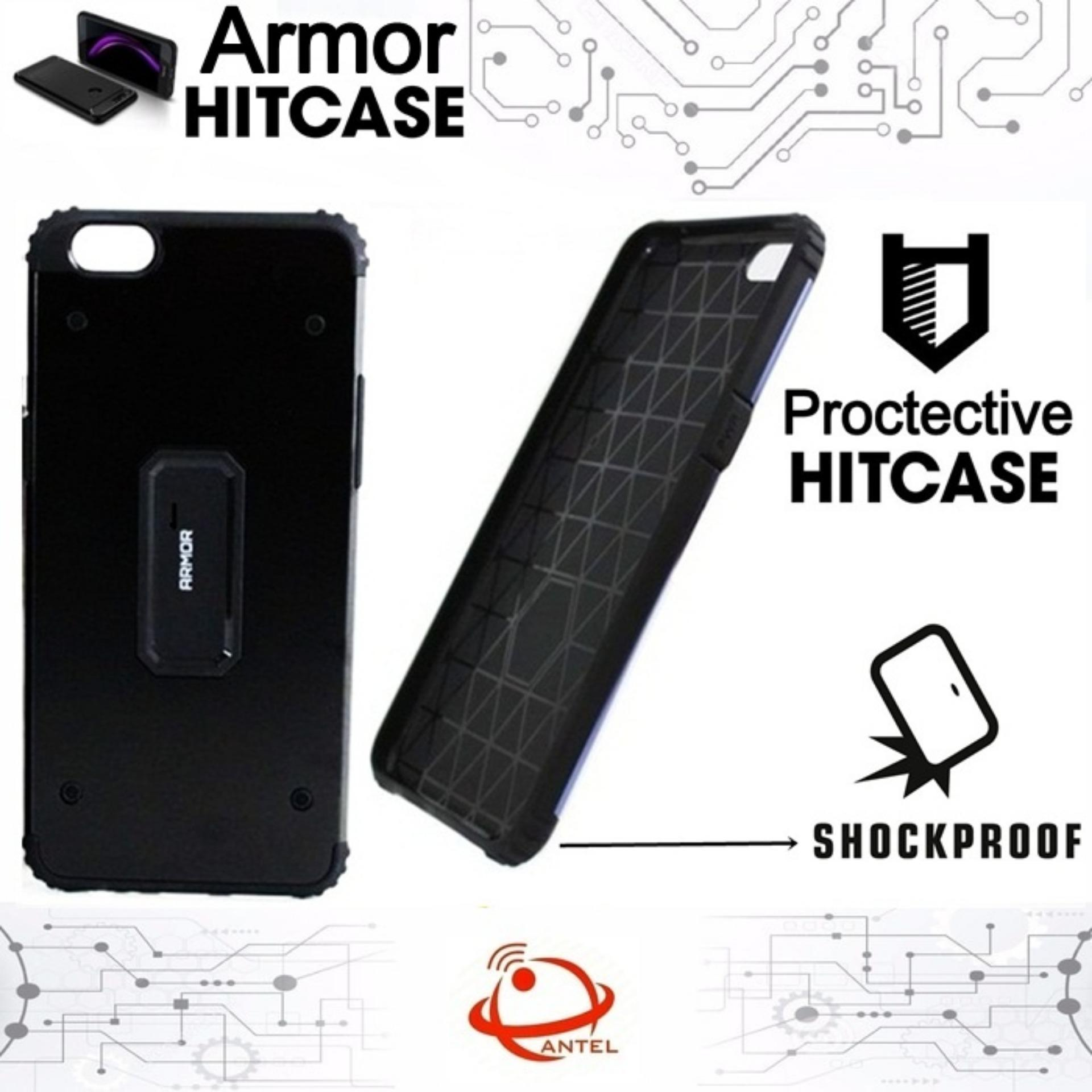 Case Slim Armor For Xiaomi Redmi 4a Series Abu Daftar Harga Myuser Tempered Glass Black Casing Hardcase Antishock