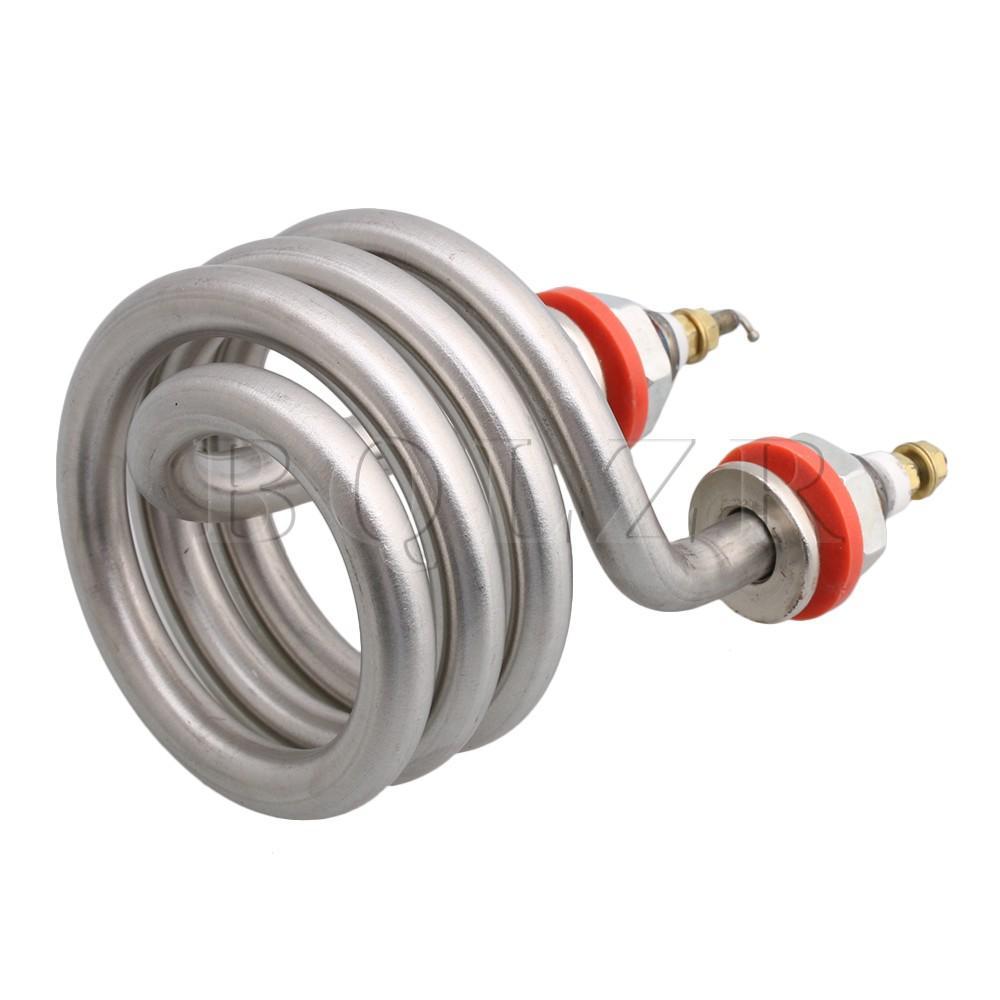 Promo Spiral Stainless Steel Pemanas Listrik Elemen Penggerak Silver Murah
