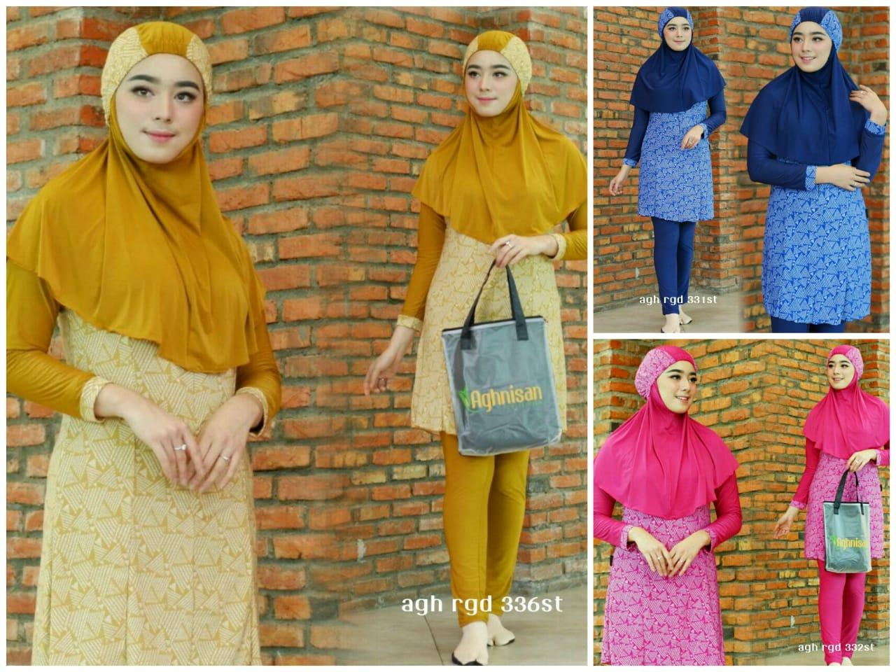 Baju Renang Muslimah XXL by Aghnisan Collection