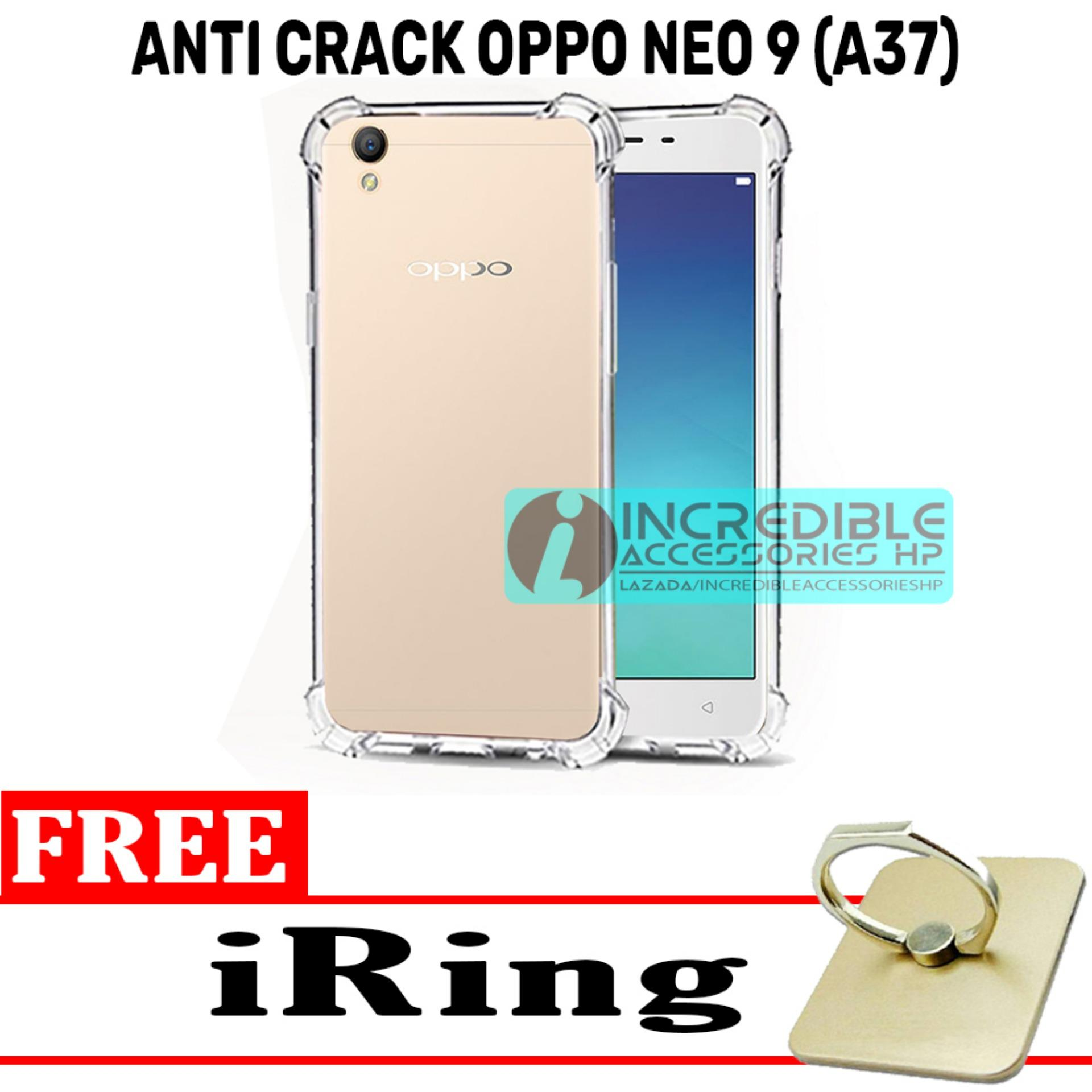Case Anti Shock / Anti Crack Elegant Softcase for Oppo Neo 9 / Oppo A37 -