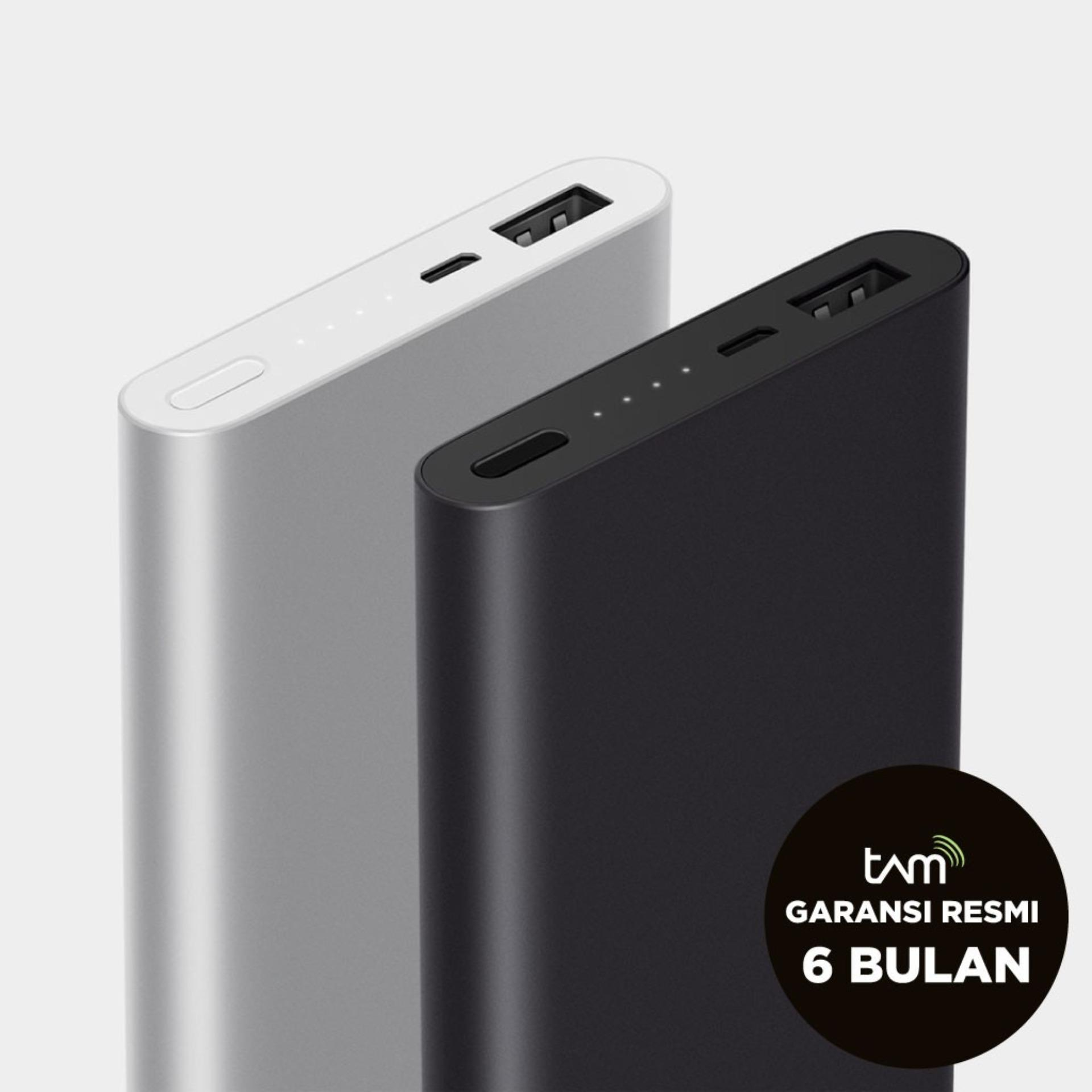 Xiaomi powerbank 10000mAH Gen 2 original segel TAM Garansi resmi