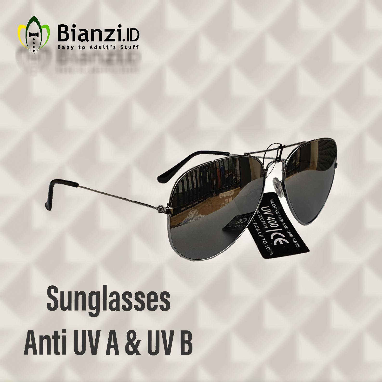 Kacamata Gaya Anti UV-A   UV-B ( UV400 ) Fashionable 8c3b2e2df4