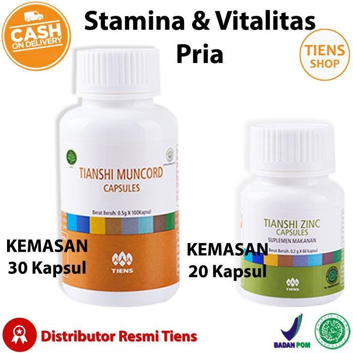 tiens obat stamina pria dan wanita pembangkit gairah herbal alami