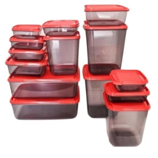 PADIe - Calista Premium Otaru Sealware Set 7G - 14 Buah / tempat/kotak penyimpanan makanan | Lazada Indonesia