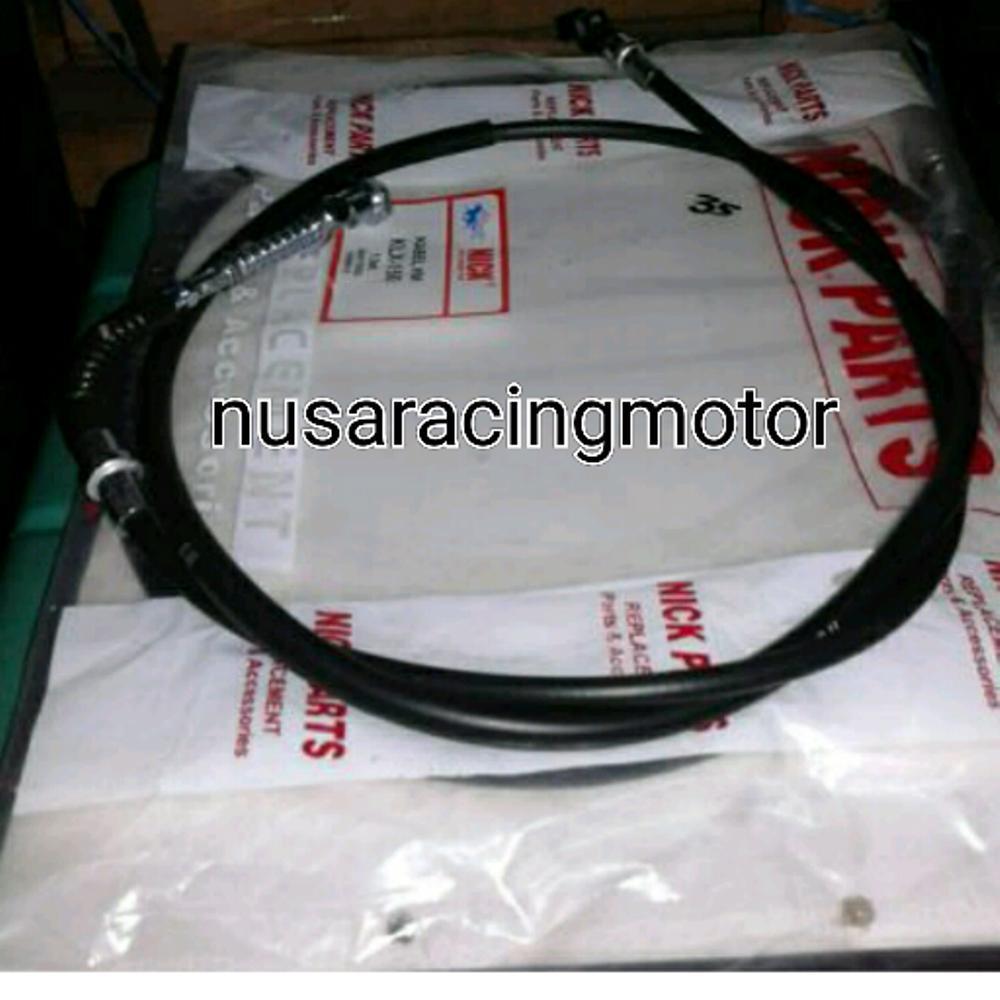 Kabel Harga Terupdate 3 Jam Lalu Cable Comp B Throttle Gas New Cbr 150r K45g 17920k45n41 Km Spedometer Ninja Rr Abs Nick Part Thailand