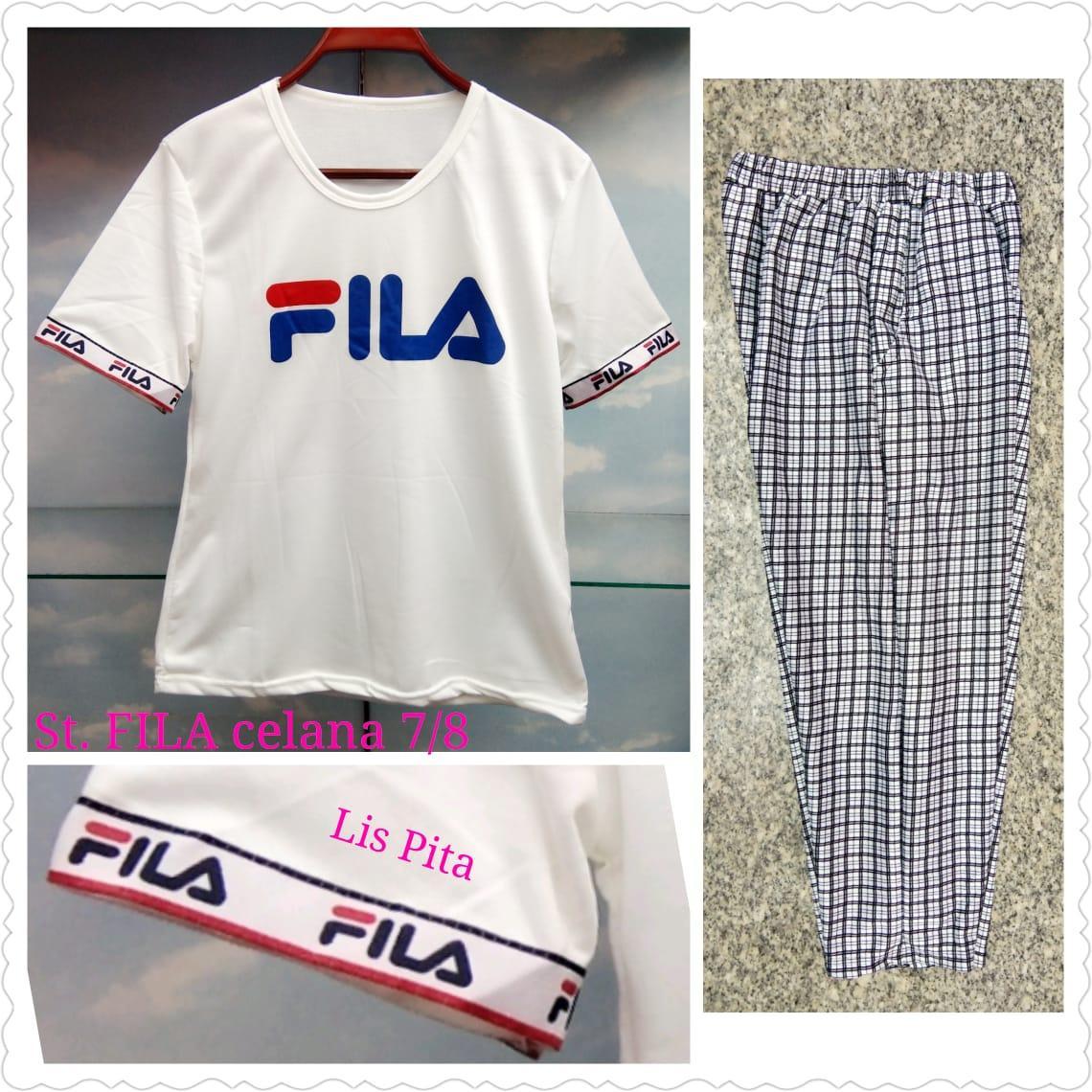 INC Tumblr Tee - T-Shirt - Kaos Wanita Lengan Pendek. Source · -55%. xavier setelan BOX FILA Baju Setelan Wanita .