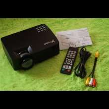 Yourday YRD650 Proyektor Mini LED Miracast Projector 1800 Lumens