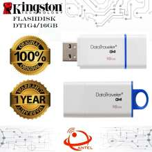 Flashdisk USB Kingston DTIG4 16GB ORIGINAL Garansi 1 Tahun