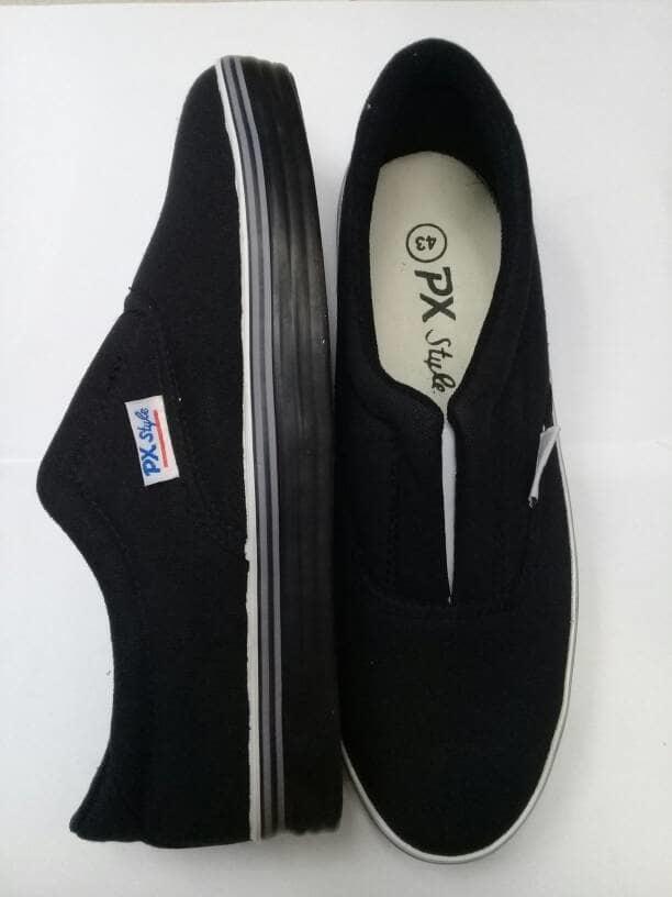 Sepatu Px Style - Putih, 37