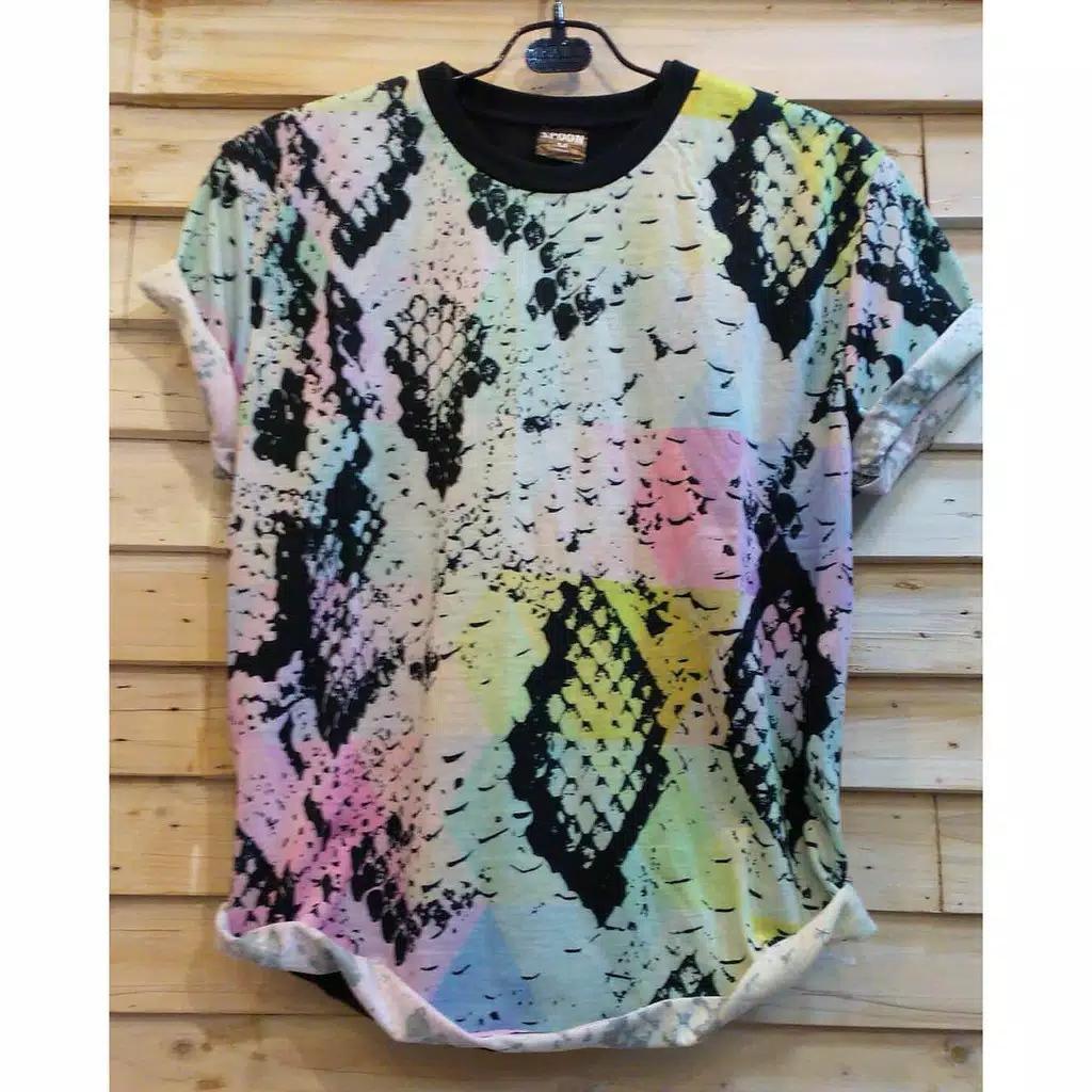 Pakaian Import Pria Dewasa Murah Meriah (Triangle Tshirt)