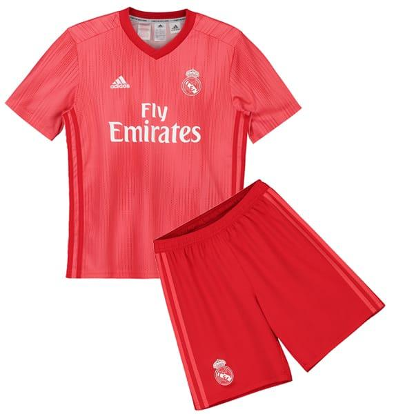 Kagaya Store Jersey Bola Kids/Anak Real-Madrid Third 3rd 2018/2019 New