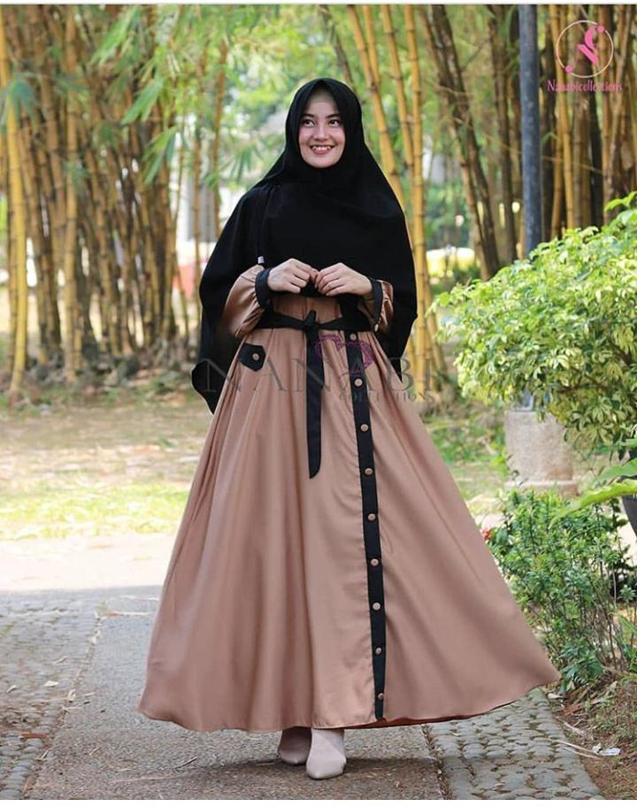 Baju Lebaran Wanita 2019