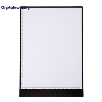 Portabel LED Menggambar Papan Salin Pad Meja Tulis Cahaya Artcraft Digital Tablet (Putih)-Dw-Intl
