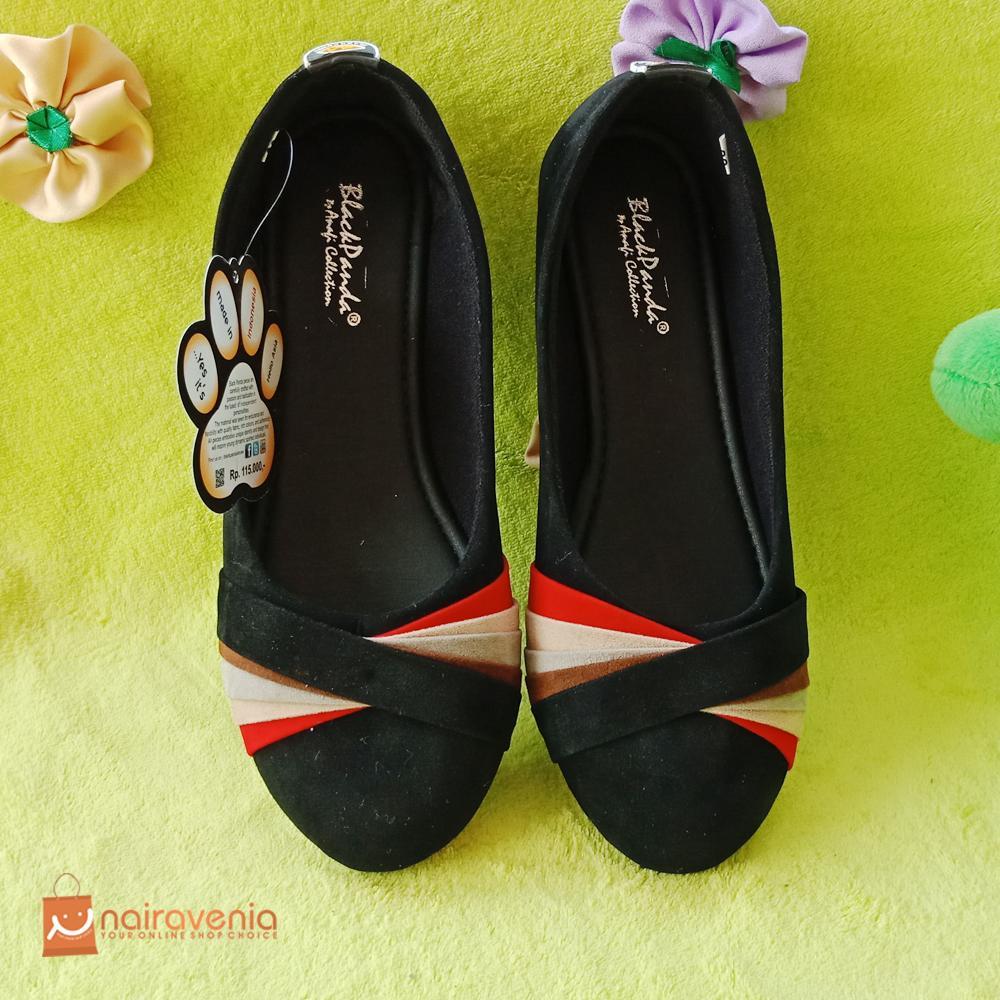 Sepatu Black Panda Rainbow Sepatu Kekinian Promo Lazada