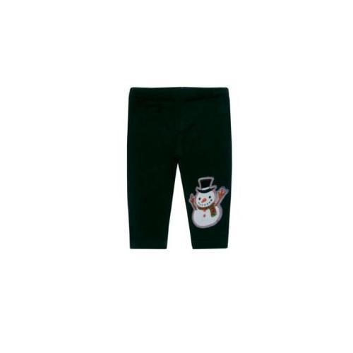 Bearhug Legging Pants Bayi Perempuan 9-18M Kaoskaki Hijau