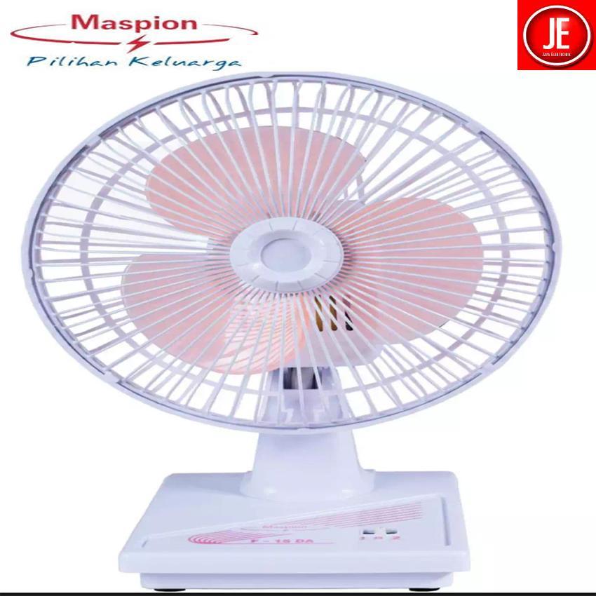 Maspion Desk Fan 6 inch Orange - F15DA garansi resmi - java elektronik
