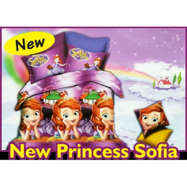 Bedcover Set Fata Sofia 120X200