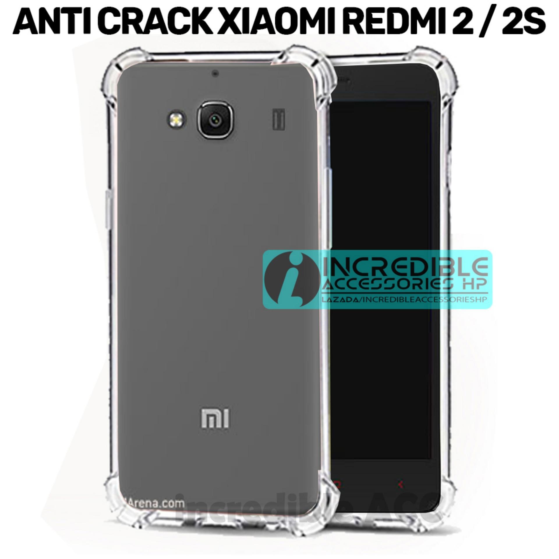 Case Anti Shock / Anti Crack Elegant Softcase for Xiaomi Redmi 2 / Xiaomi Redmi 2