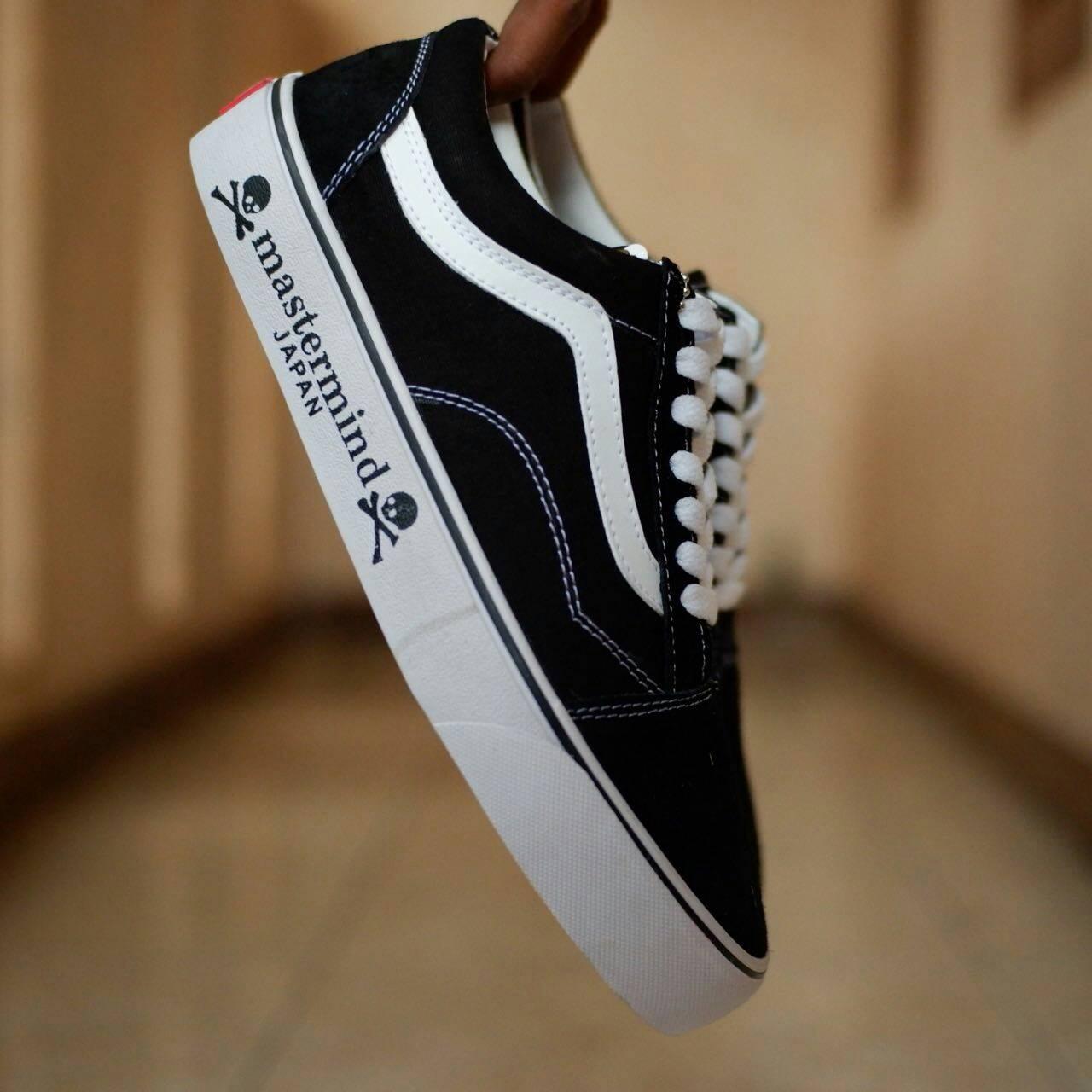 Gila Sepatu Sneakers Pria Handmade Prodigo Komodo Spatu Trendi Fashio