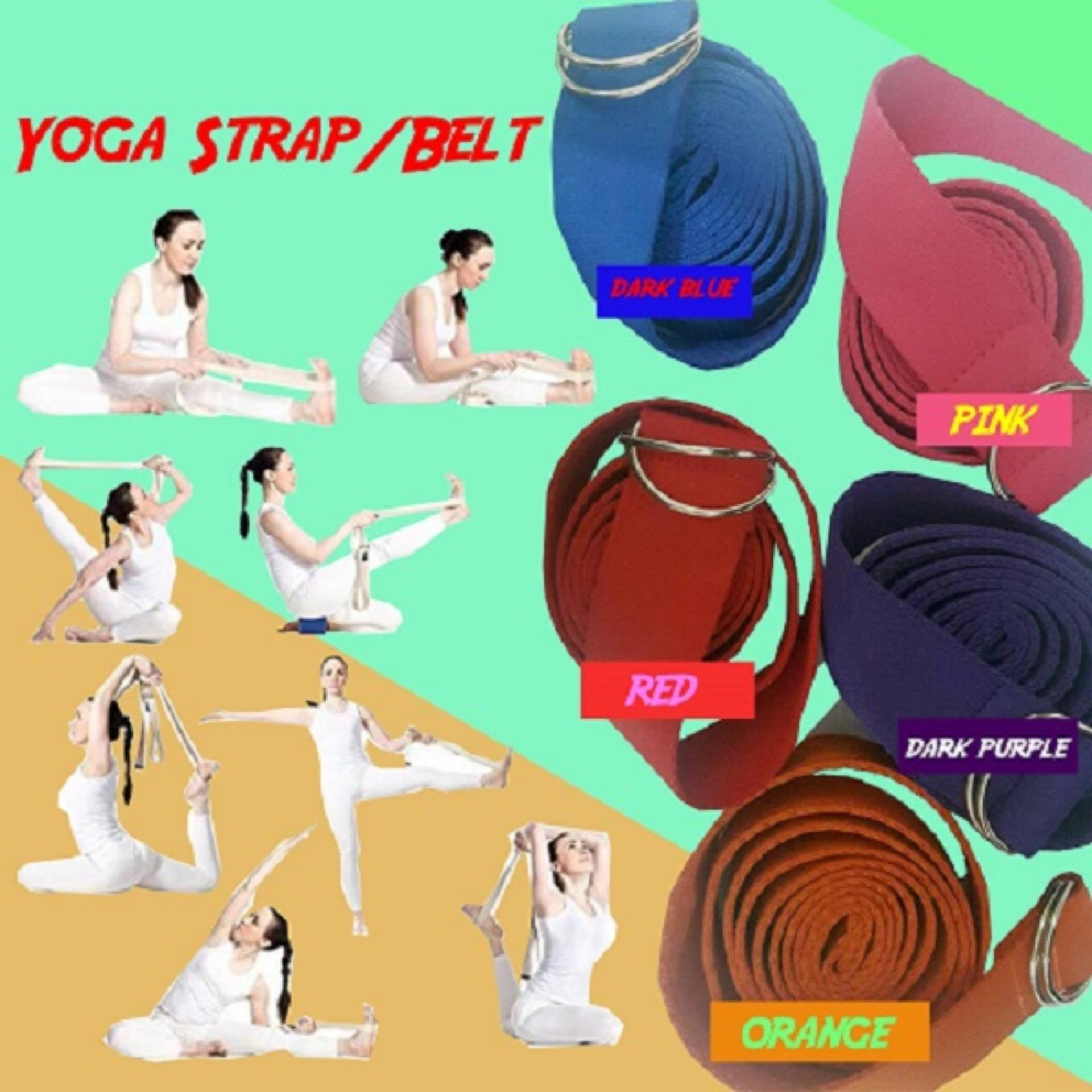 YOGA STRAP / YOGA BELT / TALI YOGA