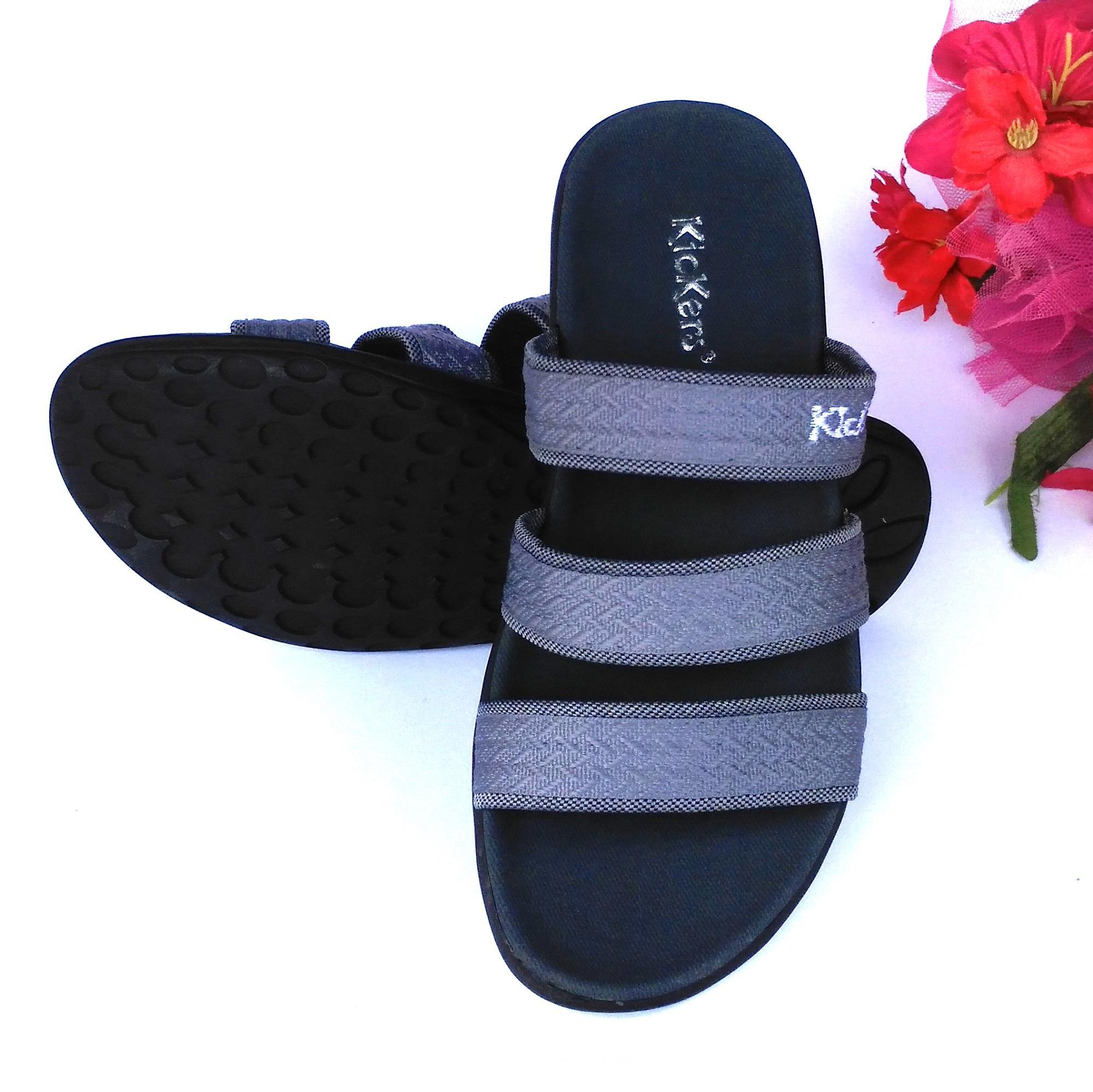 Fashion Hqo Daftar Harga September 2018 Kny02 Sepatu Flat Shoes M Sandal Pria Terbaru Gunung Murah