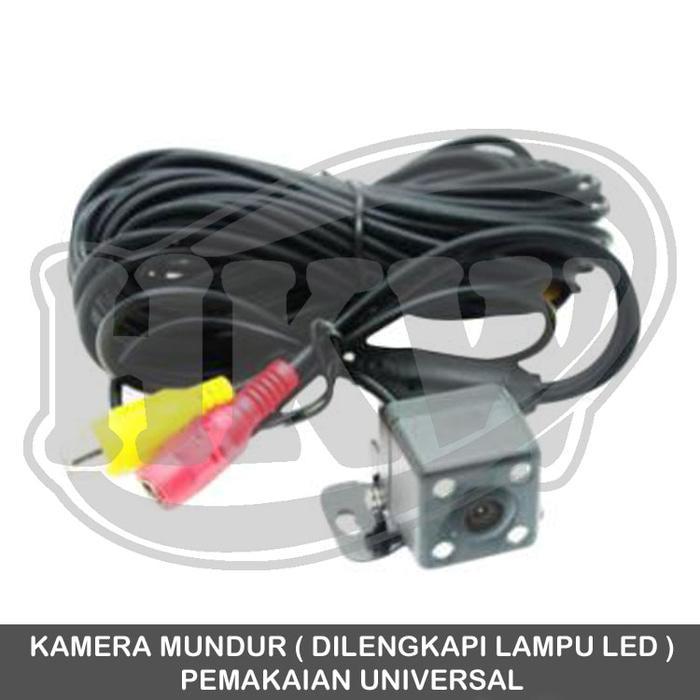 Rp40.000Door Guard Compact Carrack Hitam Mobil Ignis · Kamera Led Universal Mobil SigraRp70.000
