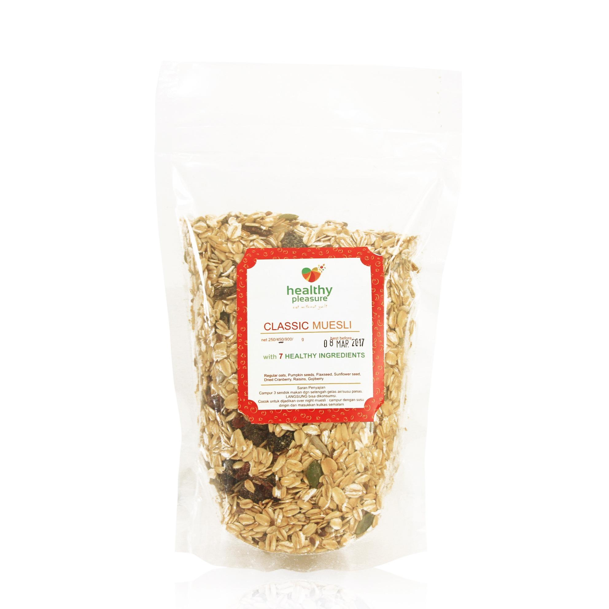 Rolled Oats 500 Gr. Source · Natural Muesli Classic Sereal (450 .