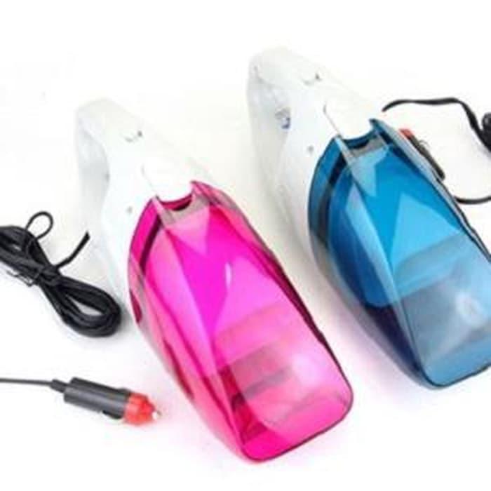 OBRAL PROMO Portable Car Vacuum Cleaner / Penghisap Debu Mobil TERMURAH