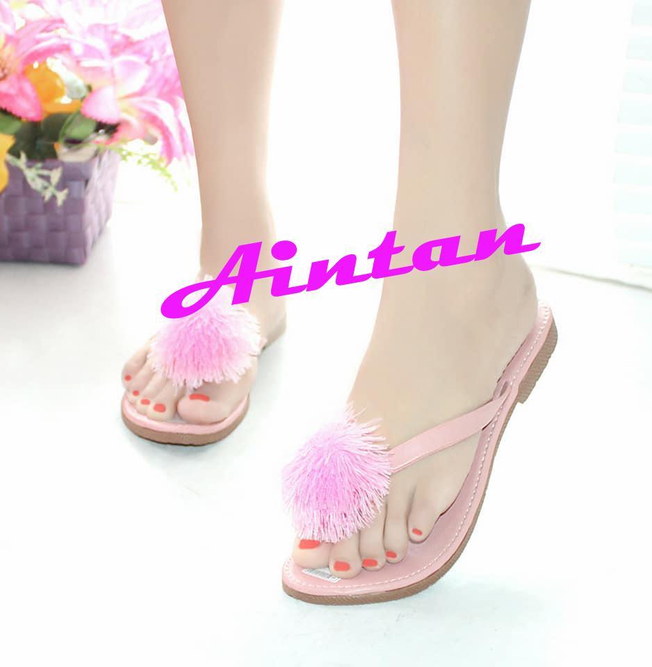Fashion Aintan Daftar Harga Oktober 2018 Lusty Bunny Sepatu Sandal Bunyi Butterfly Putih21 Santai Wanita 05