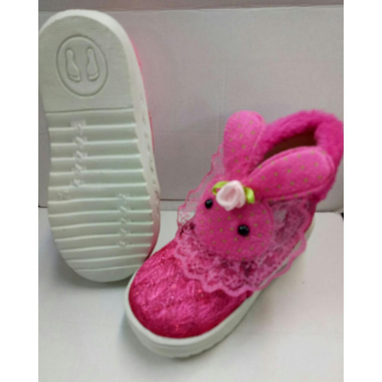 TrendiShoes Sepatu Anak Bayi Perempuan Variasi Berry UDXB02 - Putih .  Source · Sepatu Balita Boot ba356230eb