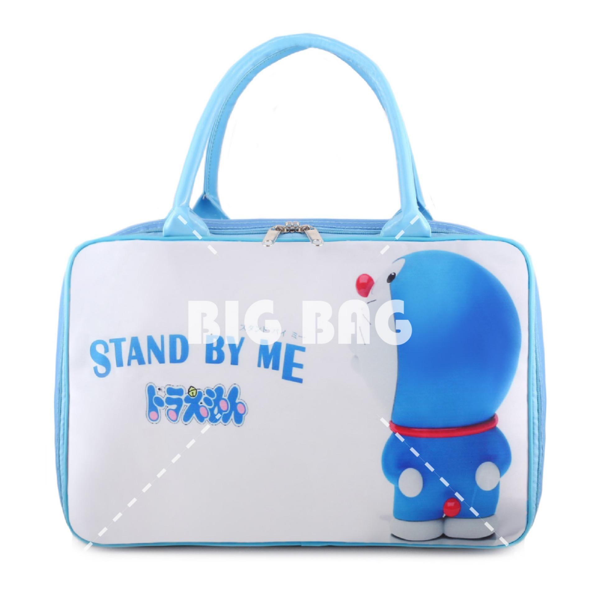 Onlan Travel Bag BUS TAYO Karakter Anak Bahan Kanvas Halus. Source · Tas Anak Fashion