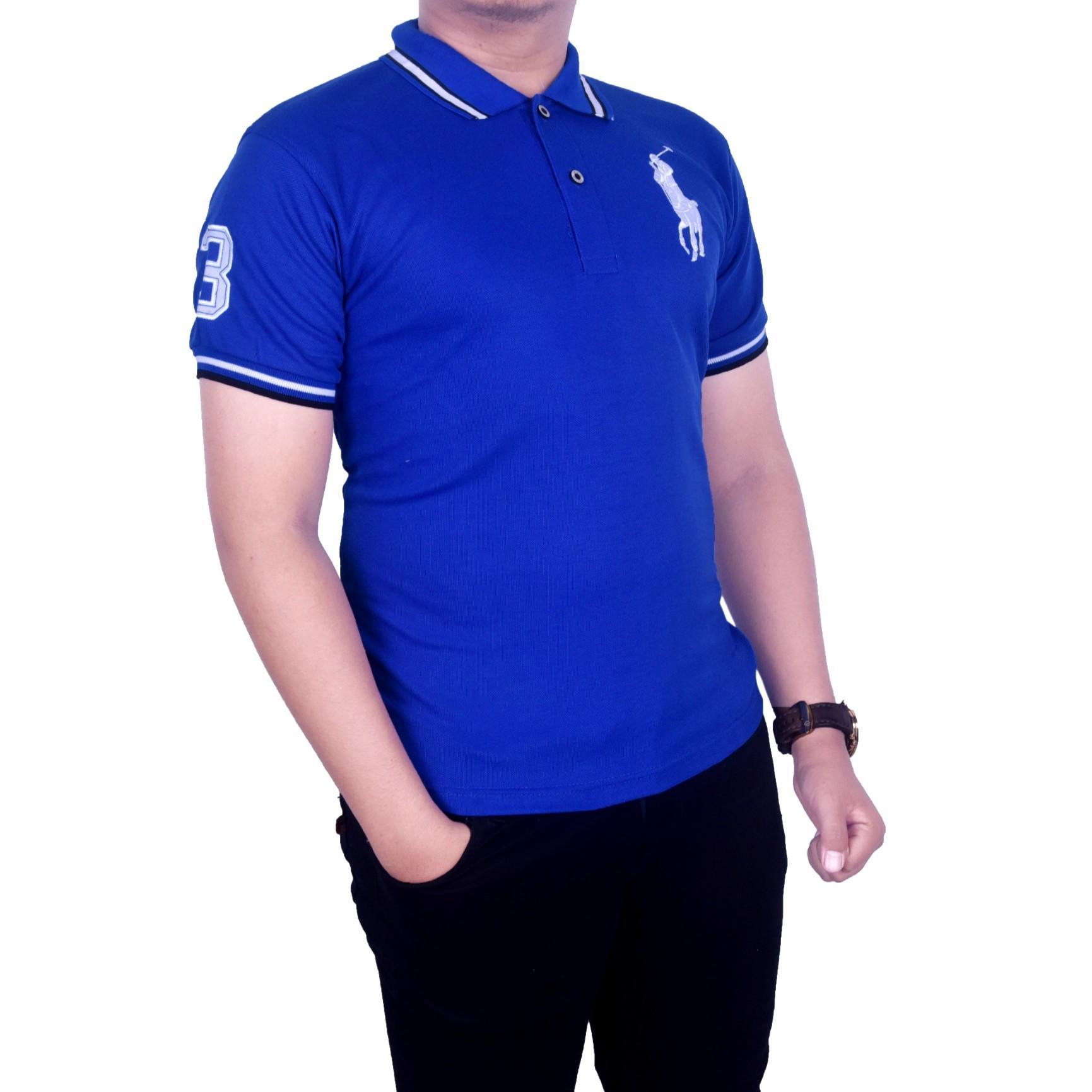 Atasan Dgm Fashion1 Daftar Harga Desember 2018 Fantasia T Shirt Pria Second Flash Hitam Polo Polos Biru Murah Kaos Combinasi