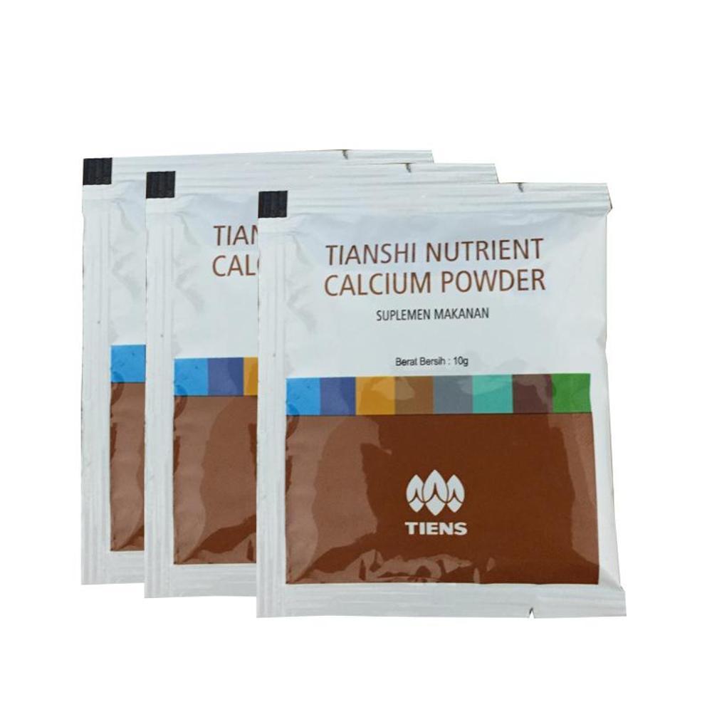 Nutrient High Calcium Powder dan Zinc Elkishop Tiens. Source · dan Wanita .