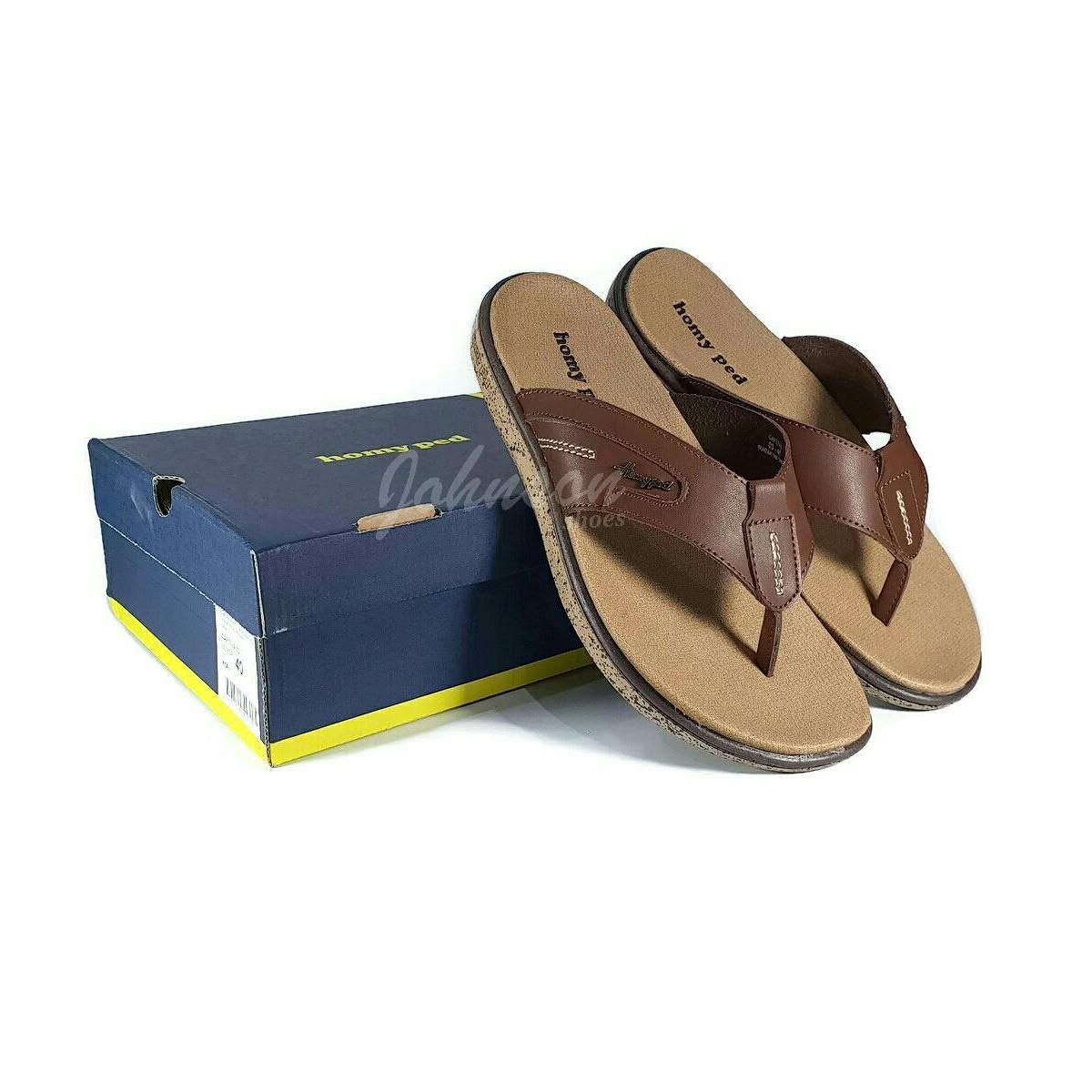 Johnson Shoes Sandal Sendal Pria Homyped Captiva 03 Original