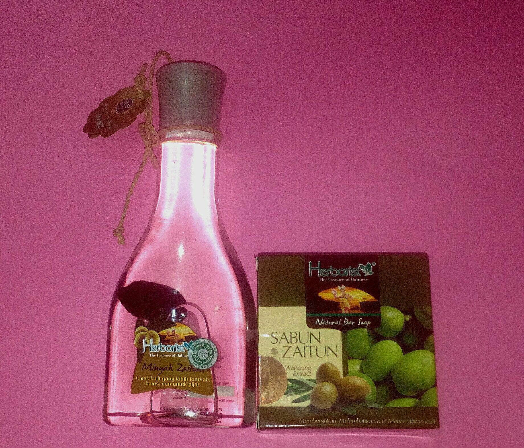Herborist Minyak Pijat Zaitun 75ml 2pcs Daftar Harga Terbaru Dan