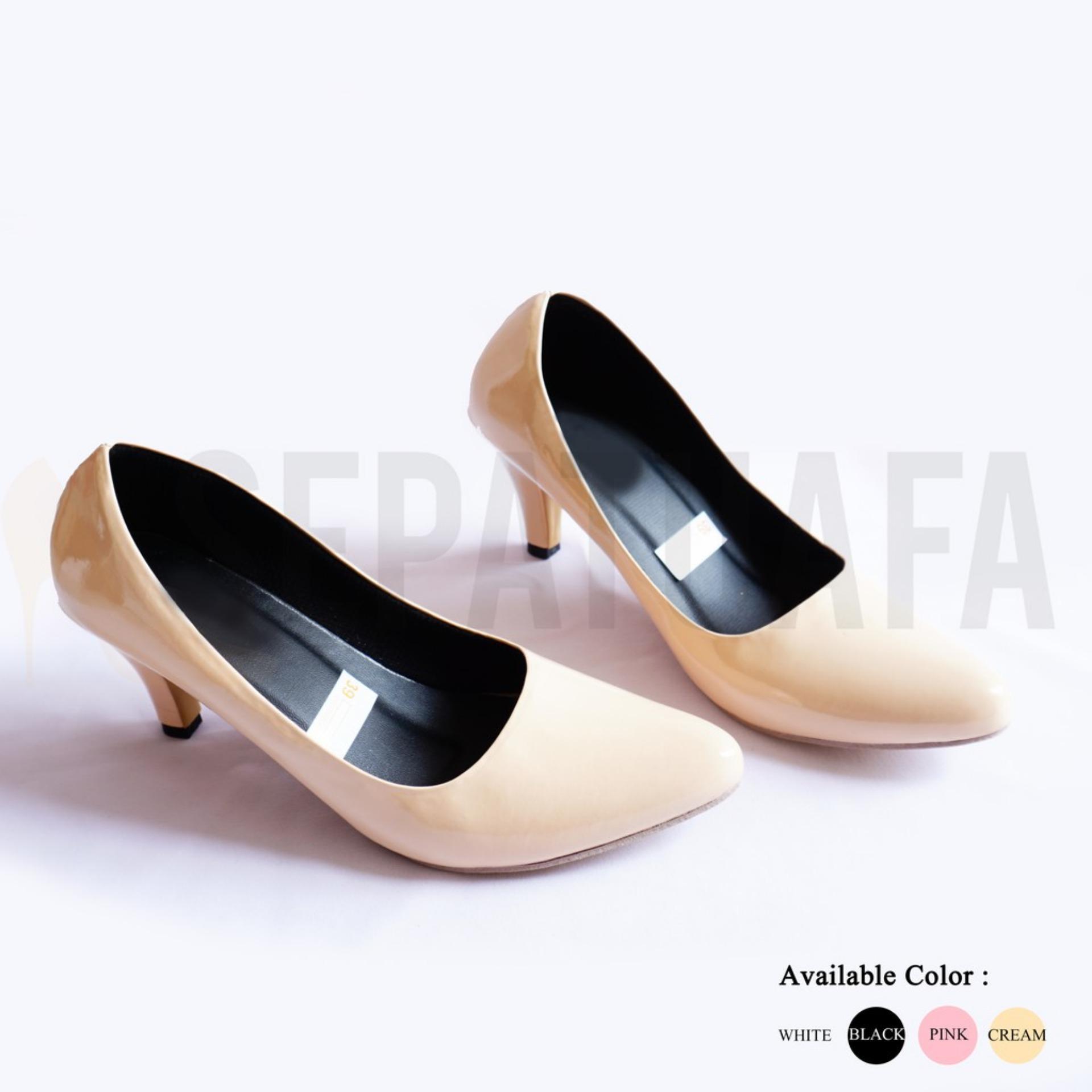 Sepatu Harga Terupdate 2 Jam Lalu Pk007 Bantalan Shoes Pad Silikon Transparan 6 Pcs Hug My Heels Shoegood High Pesta Glossy Pantopel Og09