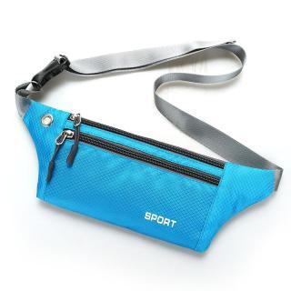 Túi bao tử gọn nhẹ bền chắc, thích hợp sử dụng khi chạy bộ hoặc đi du lịch 3