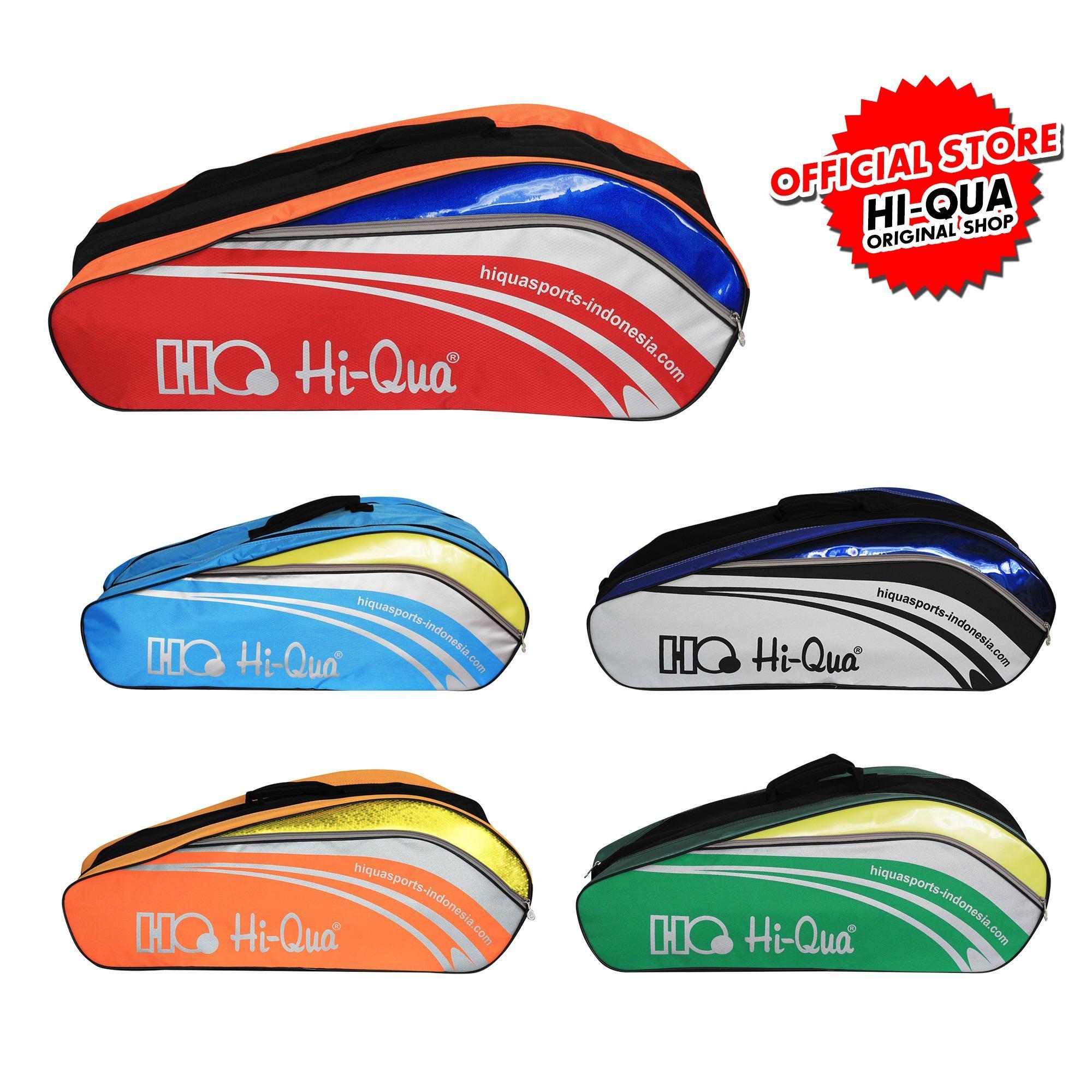 PAKET LIMITED EDITION  Hi-Qua Raket Bulutangkis   Badminton BB Edition 09  Flex  b329cecf28