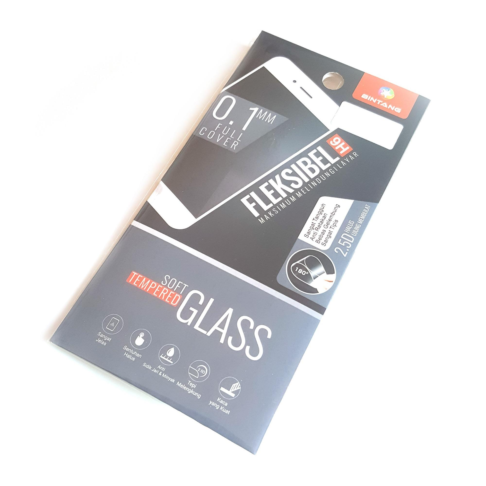 Soft Tempered Glass Protector Iphone 6 / iphone 6s 4.7 Inch Flexible 0.1 mm Apple Anti