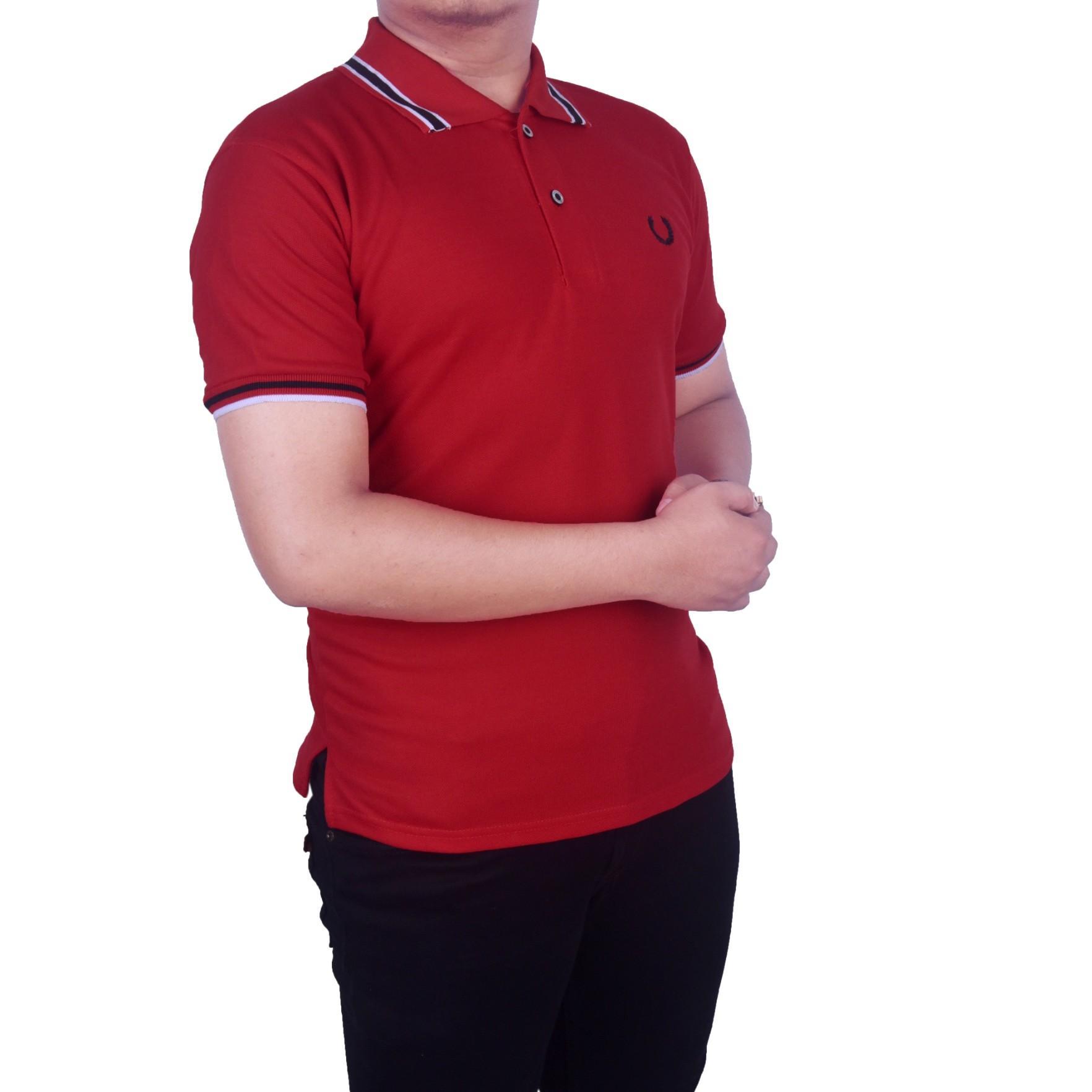 Atasan Dgm Fashion1 Daftar Harga Desember 2018 Fantasia T Shirt Pria Second Flash Hitam Baju Kaos Kerah Polos Merah Polo Sanghai