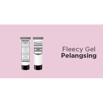 Fleecy Slimming Gel - Lotion Pelangsing Lengan Perut Paha Pembakar Lemak